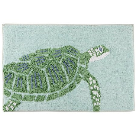 CHF Sea Turtle Bath Rug