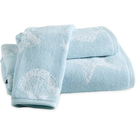 CHF Destinations Coastal Shell Towel Collection