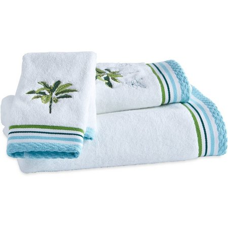 CHF Destinations Tropical Palm Towel Collection