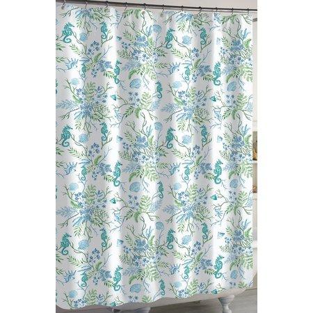 CHF Pearl Seaweed Shower Curtain