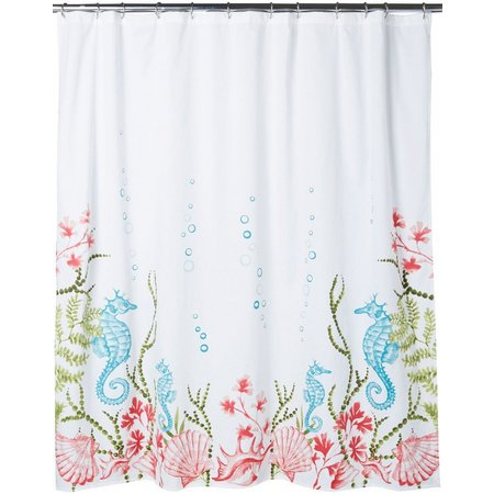 CHF Pearl Seaweed Panel Shower Curtain