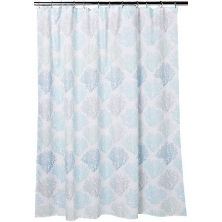 CHF Aqua Reef Shower Curtain
