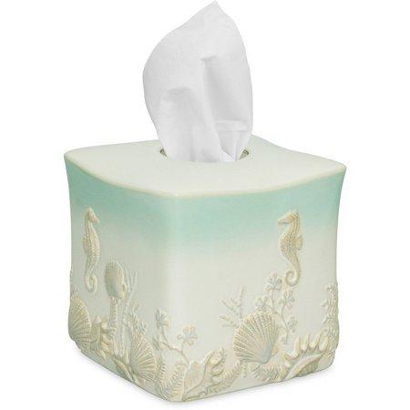 CHF Pearl Seaweed Tissue Box