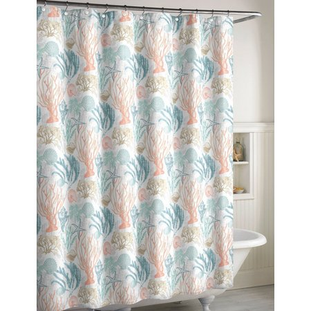 CHF Shore Thing Shower Curtain