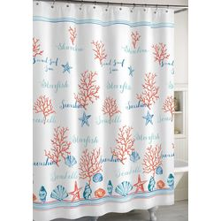 New! CHF Destinations Acapulco Shower Curtain
