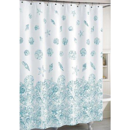 CHF Destinations Mykonos Shower Curtain