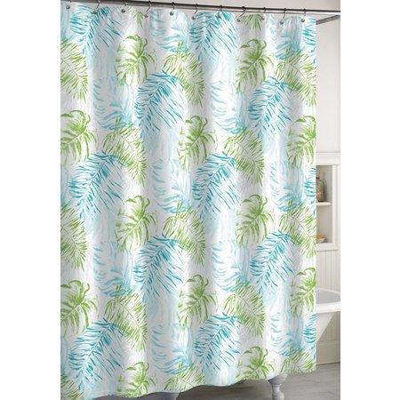 CHF Destinations Tulum Shower Curtain