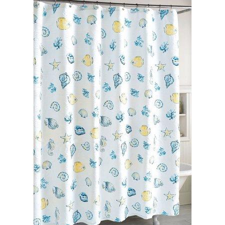 CHF Destinations Barbardos Shower Curtain