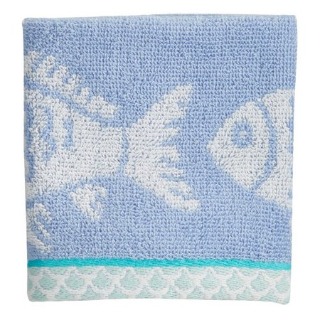 Christy Sea Life Fish Towel Collection