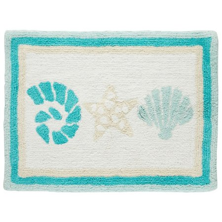 Christy Sea Life Bath Rug