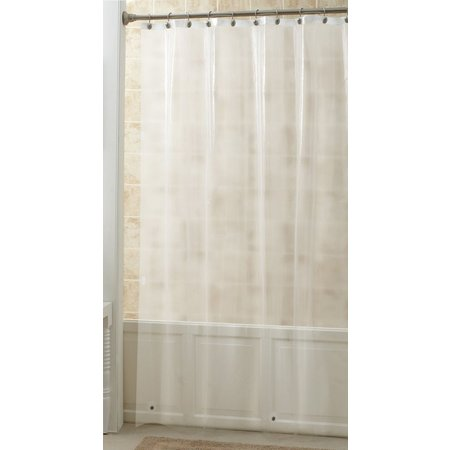 Excell Home Peva Frost Shower Curtain