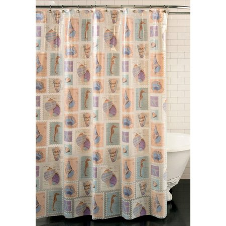 Excell Home Sea Bright Shower Curtain