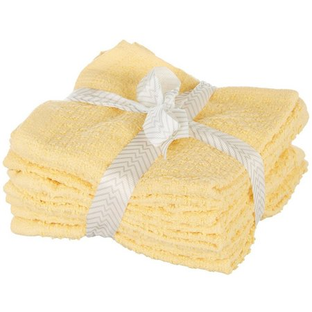 Homewear 8-pk. Popcorn Mini Washcloths