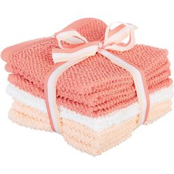 Homewear 8-pc. Mini Popcorn Washcloth Set
