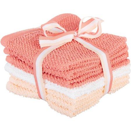 Homewear 8-pc. Mini Popcorn Washcloth Set