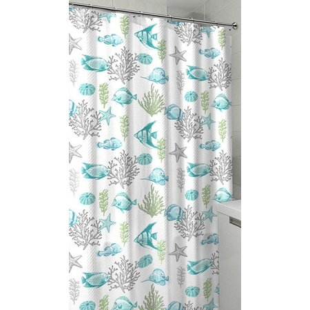 CHD Home Textiles Deep Sea Shower Curtain