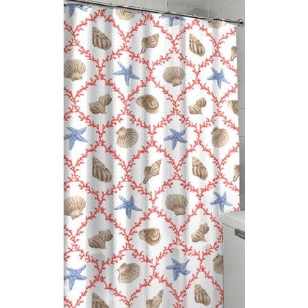 CHD Home Textiles Key West Shower Curtain