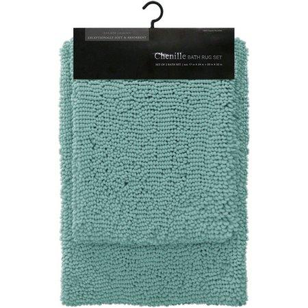 CHD Home Textiles 2-pc. San Jose Bath Rugs