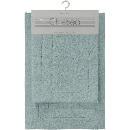 CHD Home Textiles 2-pc. Chelsea Bath Rug Set