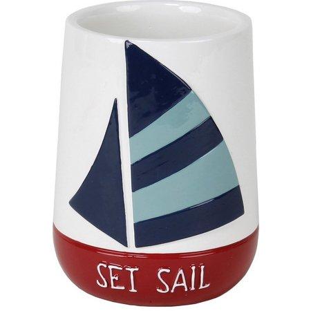 Saturday Knight Set Sail Tumbler
