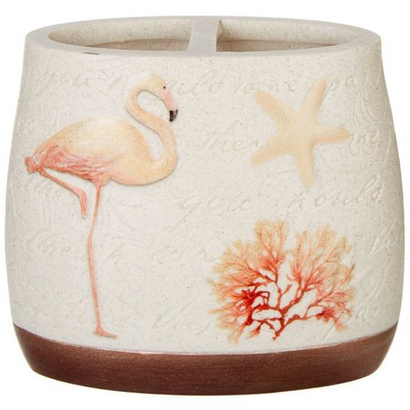Saturday Knight Coral Gables Toothbrush Holder