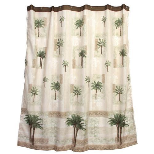 Bacova Citrus Palm Shower Curtain Bealls Florida