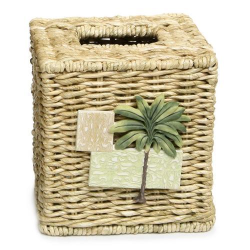 Bacova Citrus Palm Tissue Box Bealls Florida
