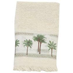 Bacova Citrus Palm Border Towel Collection