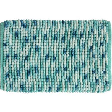 Bacova Harper Blue Bath Rug
