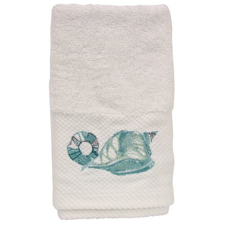 Bacova La Mer Collection Fingertip Towel