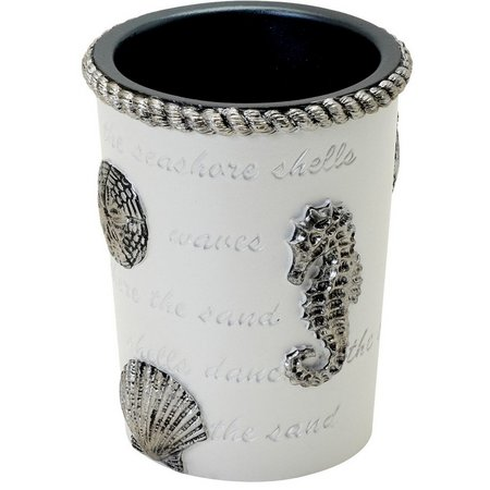 India Ink Seashell Tumbler