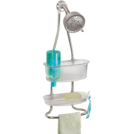 Interdesign Glasse Shower Caddy