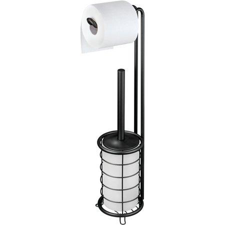 Interdesign Toilet Paper & Brush Stand