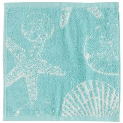 Panama Jack Jacquard Shells Towel Collection