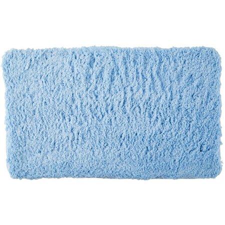 Chesapeake Merchandising Shag Memory Foam Bath Rug