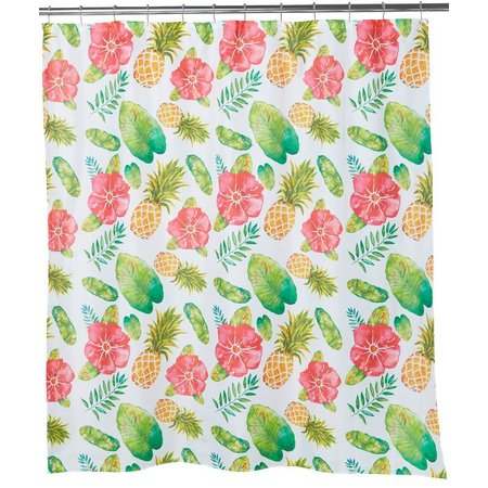 Pow Wow Products Tropical Shower Curtain