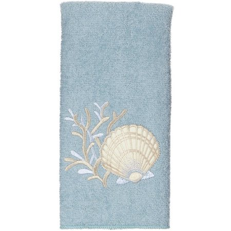Avanti Seashell Washcloth