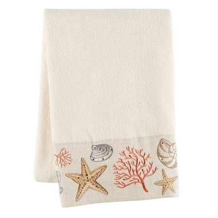 Avanti Sea Treasures Bath Towel
