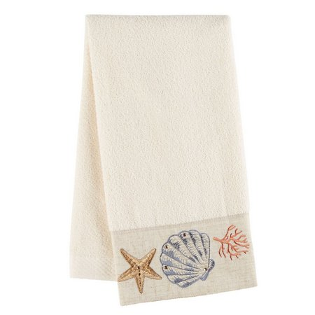 Avanti Sea Treasures Hand Towel
