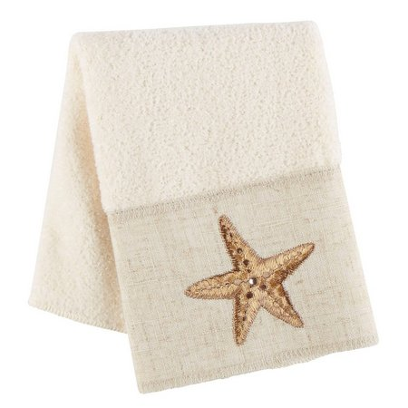Avanti Sea Treasures Washcloth