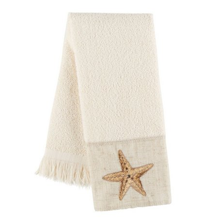 Avanti Sea Treasures Fingertip Towel
