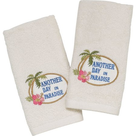 Avanti Another Day 2-pk. Fingertip Towel Set