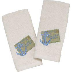 Avanti Come With Me 2-pk. Fingertip Towel Set
