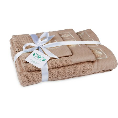 American Dawn Box Shell Towel Collection