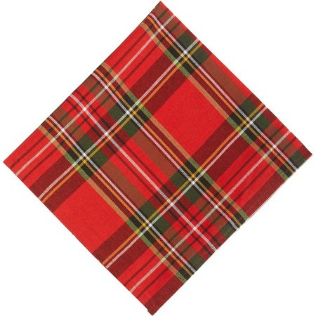 Bardwil Industries Timely Tartan Napkin