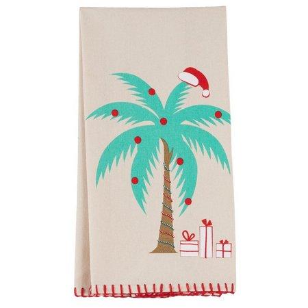 Homewear Christmas Palm Kitchen Towel