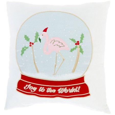 Arlee Flamingo Joy Decorative Pillow