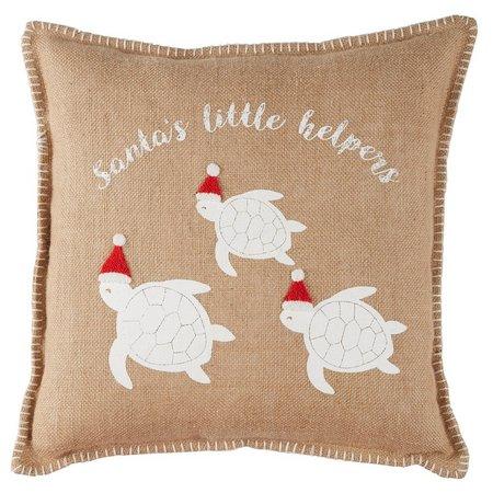 Elise & James Home Santa's Little Helpers Pillow