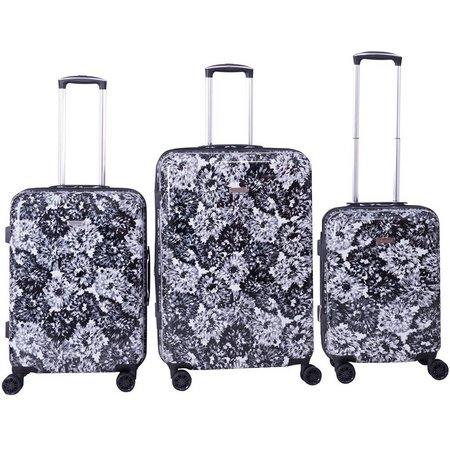 Isaac Mizrahi Boldon 3-pc. Hardside Spinner Luggage Set