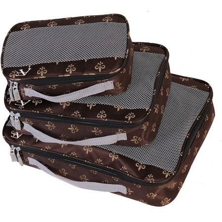 American Flyer Fleur De Lis Perfect Packing Set